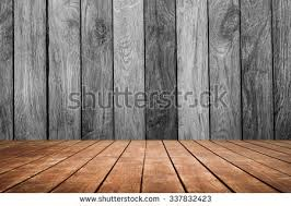 wood floor perspective. Old Perspective Wooden Floor And Black White Wall Wood N