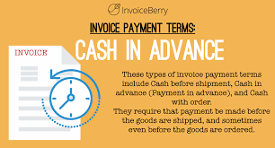 cash invoices net 30 and other invoice payment terms invoiceberry blog
