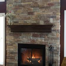 mountain stack stone veneer north star stacked exterior fireplace fireplace stone veneer panels white stacked