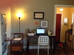 Living Room With Desk House Tour Living Room Corner Desk Princess Nebraska