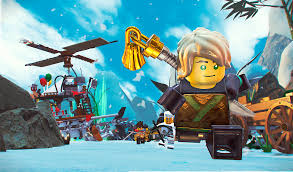 The LEGO Ninjago Movie Game – TT Games