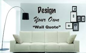 Small Picture Wall Stickers Design Your Own Markcastroco