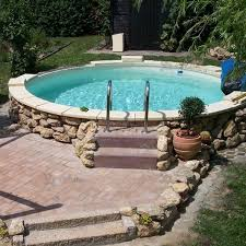 above ground swimming pool ideas. 84 Great Above-Ground Swimming Pool Ideas. Above Ground Deck Ideas, Ideas A