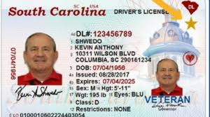 First Wach Look Get Your Id South Real At New Licenses Carolina In