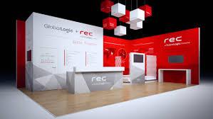 Booth Design Services Embedded World Booth Design Madeinpaint Creative Design