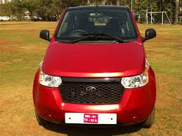 new car launches april 2014Mahindra e2o electric car with power steering launched  New and