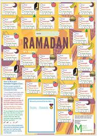 Ramadan Chart For Kids Islamic Worksheets For Children