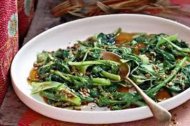 stir fried vegetable salad
