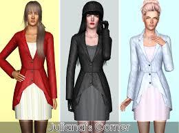Juliana Sims: Molly - Dress with Coat