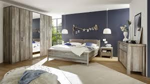 Schlafzimmer Montez Moon 2 Driftwood Spiegel 5 Teilig