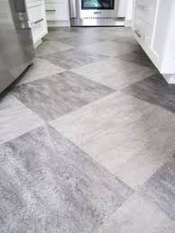 Tiling A Kitchen Floor Make A Statement With Large Floor Tiles