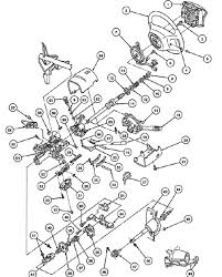 Here is the steering column exploded view let me know what other help you need