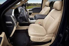 2018 ford f 250 lariat front interior seating jpeg