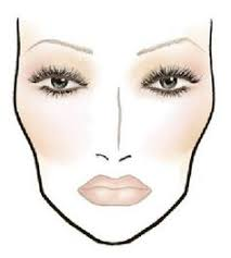 Bridal Face Chart 293 Best Face Charts Images Mac Face Charts Makeup Face