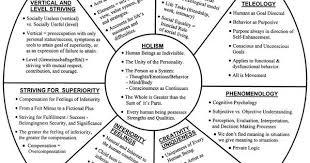 Psychology Chart Psychology Infographic Theory Of Human Behavior Chart