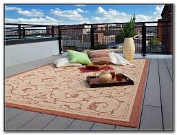 best outdoor rug wood deck decks home decorating ideas
