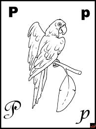 Disegni Da Colorare Categoria Alfabetiere Immagine Letterap
