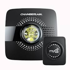 myq smart garage hub by chamberlain