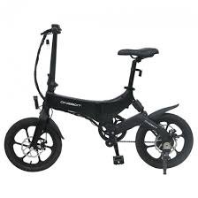 <b>ONEBOT S6</b> Folding Electric Moped Bike with 24 months warranty