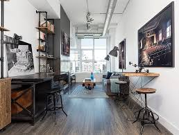 office industrial design. narrow space turned into a gorgeous home office industrial design f