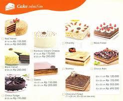 Daftar Harga Cake Breadtalk Delivery Terbaru Juni 2019 Harga Menu