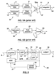 Ponent dc restorer circuit capacitor output of diode cl er patent us6463108 latch up recovery in quantized