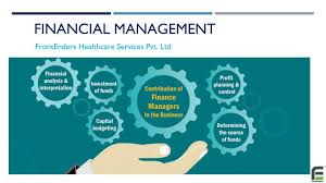 Powerpoint Financial Ppt Hospital Financial Management Frontenders Healthcare
