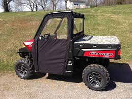 polaris ranger xp 900 side enclosures