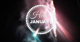hello january 2015.  2015 With Hello January 2015 O
