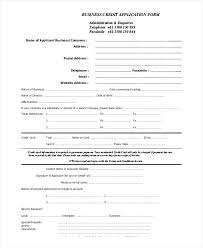 Credit Card Application Form Template Sample Request – Pitikih