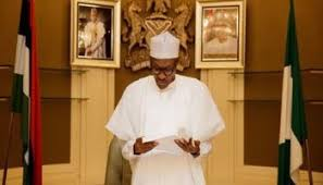 Image result for Buhari on wheelchair