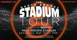Garth Brooks Seating Chart Heinz Field Garth Brooks Garthbrooks Twitter