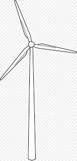 farm windmill drawing. Wind Farm Turbine Power Drawing - Windmill L