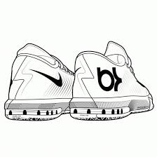 Catchy Easily Jordan Coloring Pages Air Jordans New Basketball Shoes