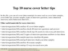 Weekend Nurse Cover Letter Sarahepps Com