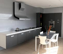 cool gray paint colorsStylish and Cool Gray Kitchen Cabinets for Your Home