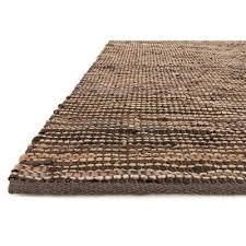 loloi edge 7 9 x 9 9 hand woven jute rug in