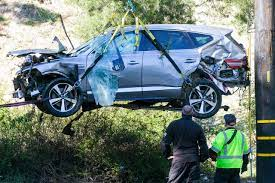 Cause of Tiger Woods' car crash is revealed, report says - nj.com