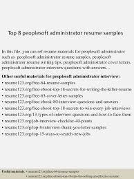 People Soft Consultant Resume Amazing What Makes Peoplesoft Upgrade The Invoice And Form Template