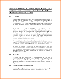 executive summary format for project report 9 executive summary report example buyer resume