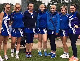 Winchester Netball Club Lightning squad