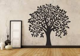 >flowers and trees wall decals home decor shop tree decal and  wall decals tree arbol 30 00 x 28 50 in from 49 90