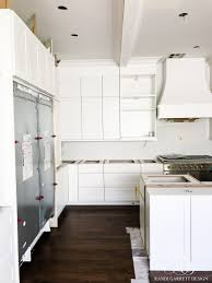 White Kitchen Remodeling Elegant White Kitchen Remodel Before During And After Randi