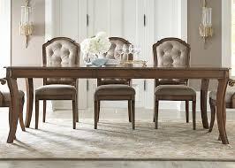 liberty furniture dining table. Liberty Furniture Amelia Dining Rectangular Leg Table - Item Number: 487-T4290