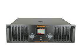 3U class H professional power amplifier (2*1300W at 8 honm) - PA-3132 -  Lannge (China Manufacturer) - Other Electrical & Electronic -