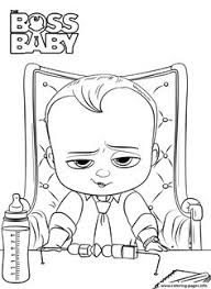 36 Best Boss Baby Images Boss Baby Coloring Pages Coloring Books