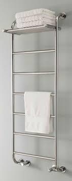 Phoenix towel warmer, heated towel rail. Bathroom ...