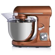 wilko stand mixer copper effect 4 5l image 1