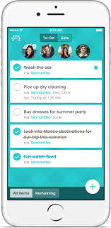 Picniic Family Organizer Mobile App The Best Mobile App Awards