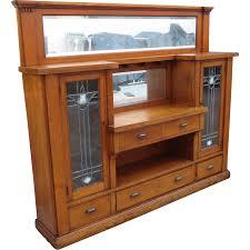craftman furniture. Antique Arts And Crafts Built In Sideboard Server Mission Furniture Craftman